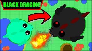 Download MOPE.IO BLACK DRAGON | 100000K SCORE BLACK DRAGON + ALL THE ANIMALS | MOPE.IO NEW UPDATE (Mope.io) Video