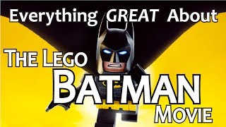 Download Everything GREAT About The Lego Batman Movie! Video