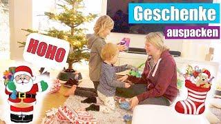 Download Der Nikolaus war da! 🎅🏻 | Reaktion der Kinder | Leona singt | Isabeau Video
