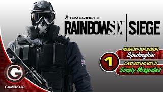 Download TOM CLANCY'S RAINBOW SIX SIEGE 🔴Dream Team Multiplayer Gameplay | PC Video