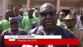 Download KONGOUSSI : Zéphirin DIABRE prêche le changement Video