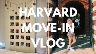 Download COLLEGE MOVE-IN VLOG! Freshman Year at Harvard University Video