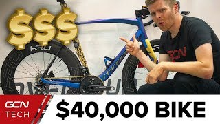 Download Why Does This Bike Cost $40,000? | Pedemonte Rhinoceros Limited Edition Video