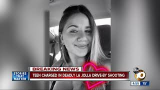 Download Teen charged with murder in La Jolla house party shooting Video