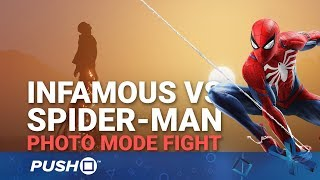 Download Photo Mode Fight #1: Marvel's Spider-Man vs inFAMOUS: Second Son | PS4 Video
