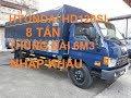 Download Xe tải 8T hyundai 8 tấn HD120SL Đô thành thùng 6m3, Hyundai 8 tấn HD120SL Video