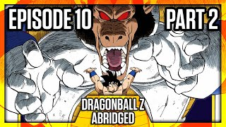 Download DragonBall Z Abridged: Episode 10 Part 2 - TeamFourStar (TFS) Video