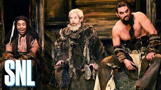 Download Khal Drogo's Ghost Dojo - SNL Video