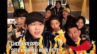 Download GHOST PEPPER SPICY RAMEN ROULETTE Video