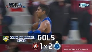 Download Atlético Paranaense 1 x 2 Cruzeiro - Copa do Brasil 2018 - Fox Sports HD⁶⁰ Video
