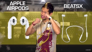 Download AirPods vs. BeatsX (Prizefight) Video