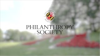 Download Recognizing our Donors | University of Maryland Philanthropy Society Video