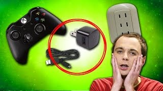 Download ¡¡ MIRA LO QUE PASA SI CONECTAS EL CONTROL DE XBOX ONE A LA LUZ !! Video