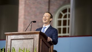 Download Facebook Founder Mark Zuckerberg Commencement Address | Harvard Commencement 2017 Video