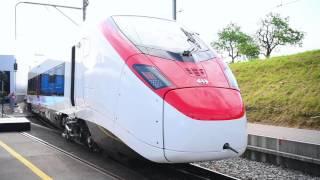 Download Giruno: Das ist der neue Superzug der SBB Video