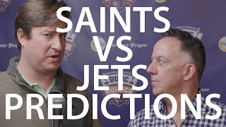 Download SAINTS vs Jets Prediction: is this a trap game? Video