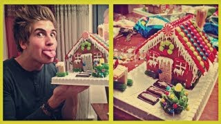 Download MY AMAZING GINGERBREAD HOUSE! Video