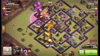 Download TH8 Dragon Attack Strategy Video