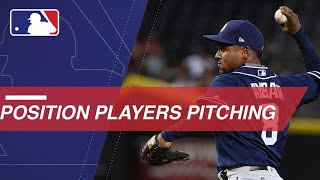 Download Position players who took the mound in 2017 Video