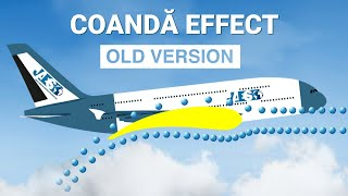 Download How do airplanes fly? Components - Coandă effect - Downwash - 3D animation Video