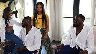 Download Boyfriend Roasts My Fashion Nova Outfits! (He TRIED It!) | Jackie Aina Video