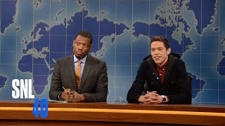 Download Weekend Update: Pete Davidson Talks Business | Saturday Night Live Video