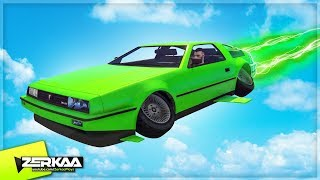 Download NEW FLYING CARS IN GTA 5! (GTA 5) Video