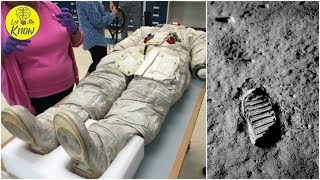 Download The Truth Behind Why The First Footprints On The Moon Don't Match Neil Armstrong's Boots Video
