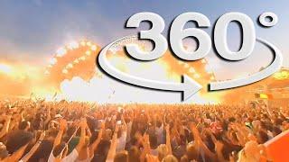 Download Tomorrowland 2016 360 VR Aftermovie 4K Video