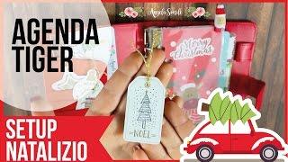 Download COME DECORARE L'AGENDA TIGER | SET UP NATALIZIO | ANGELA SMILE Video