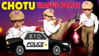 Download CHOTU TRAFFIC POLICE || Khandesh Comedy Video Video