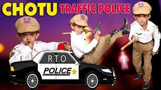 Download छोटू ट्रैफिक पुलिस | CHOTU TRAFFIC POLICE Video