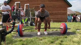 Download cowboy bash 2017 powerlifting Video
