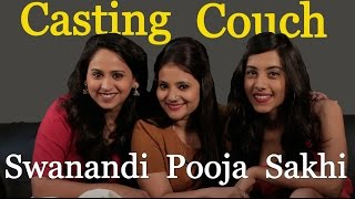Download Casting Couch with Amey & Nipun | Sakhi Gokhale | Swanandi Tikekar | Pooja Thombre | Episode 3 Video