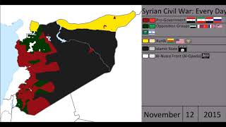 Download Syrian Civil War: Every Day Video