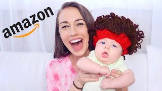 Download TESTING WEIRD AMAZON BABY PRODUCTS Video