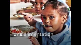 Download Avoir accès à des aliments nutritifs et en quantité suffisante est un droit, pas un privilège Video