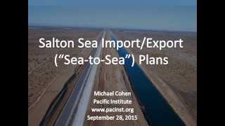 Download Sea-to-Sea Plans Video