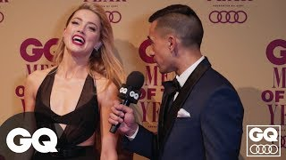 Download Amber Heard Talks 'Aquaman', Hollywood Abuse Allegations And The Yes Decision Video