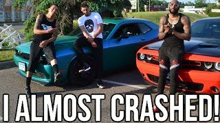 Download I Almost Crashed My Hellcat !! Prank Gone Wrong!! Video