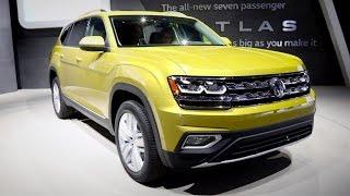Download 2018 Volkswagen Atlas - 2016 LA Auto Show Video