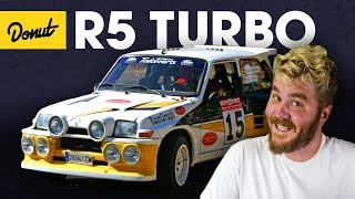 Download RENAULT 5 TURBO - Everything You Need to Know | Up to Speed Video