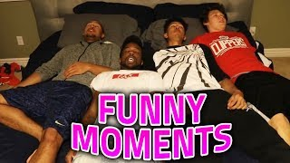 Download BEST / FUNNIEST MOMENTS FROM THE OLD 2K HOUSE! Video