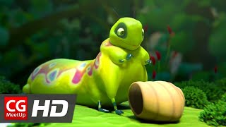 Download CGI Animated Short Film ″Sweet Cocoon″ by ESMA | CGMeetup Video