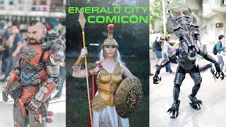 Download Emerald City Comic Con 2019 Cosplay Music Video ECCC Video