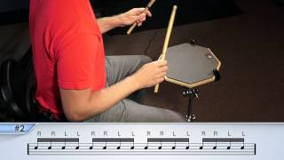 Download Drumming Warm-Up (Beginner) - Drum Lesson Video