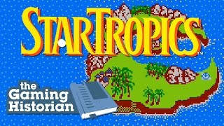 Download History of StarTropics - Gaming Historian Video