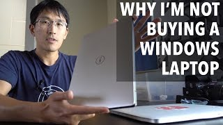 Download Why I'm not buying a Windows laptop (Dell XPS 13 vs Macbook Pro) Video