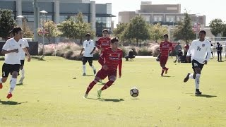 Download BEHIND THE SCENES: FC Dallas U-16s vs Dallas Texans U-16s Video