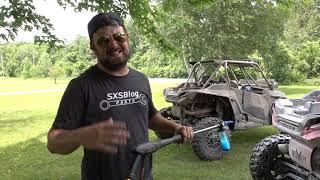 Download Foam cannon vs Power brush vs Turbo nozzle SXS cleaning! Video